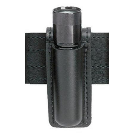 Safariland 306 Mini Flashlight Carrier (Safariland 306 Open Top Mini Flashlight Carrier, Tactical Black, Tactical Black Strion, Tactical Black - 306-7-13 - Safa)