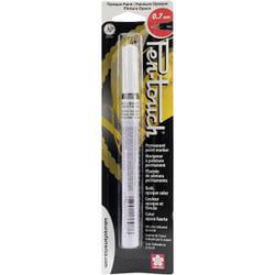 Sakura White Extra Fine 0.7mm 3 Pack Pen-Touch Paint Marker