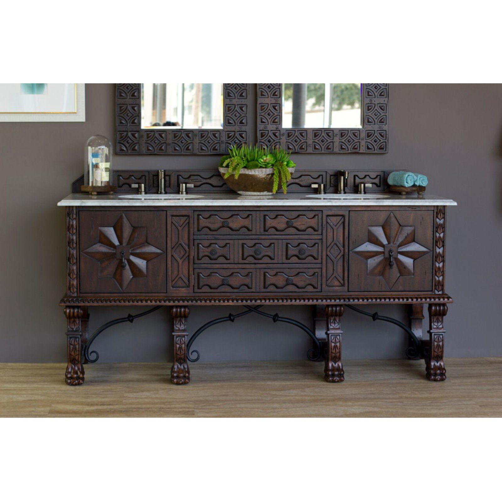 James Martin Furniture Balmoral Double Vanity Cabinet