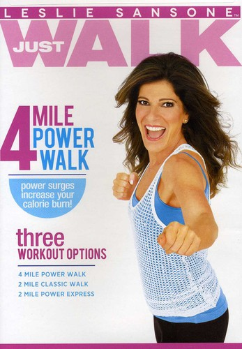 4 Mile Power Walk by Lions Gate Home Entertainment