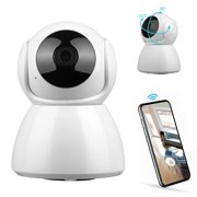 EEEKit Indoor WiFi Camera IP Security Camera 720P Wireless Home Surveillance Camera,2-Way Audio,Motion Detection & Night Vision,APP smart control,Perfect for Baby/Elder/Pet/Nanny Monitor