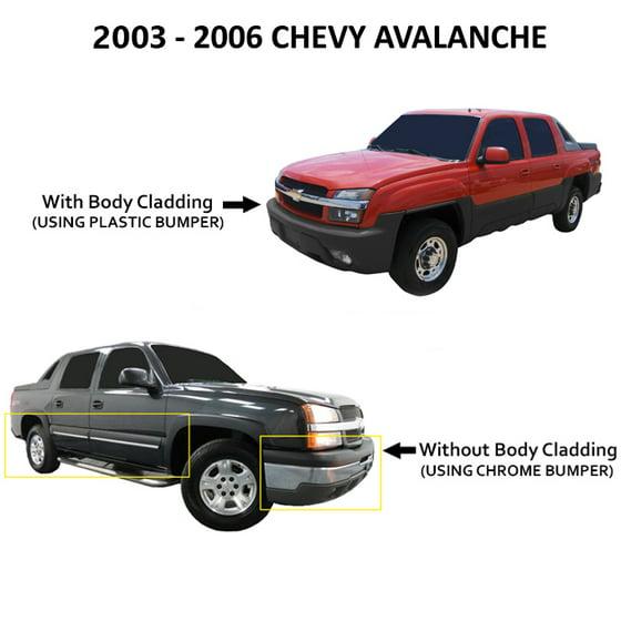2006 chevy avalanche recalls