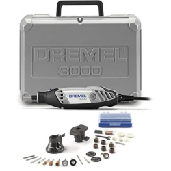 DREMEL 3000 ROTARY TOOL 2 ATTACHMENTS/28 ACCESSOR