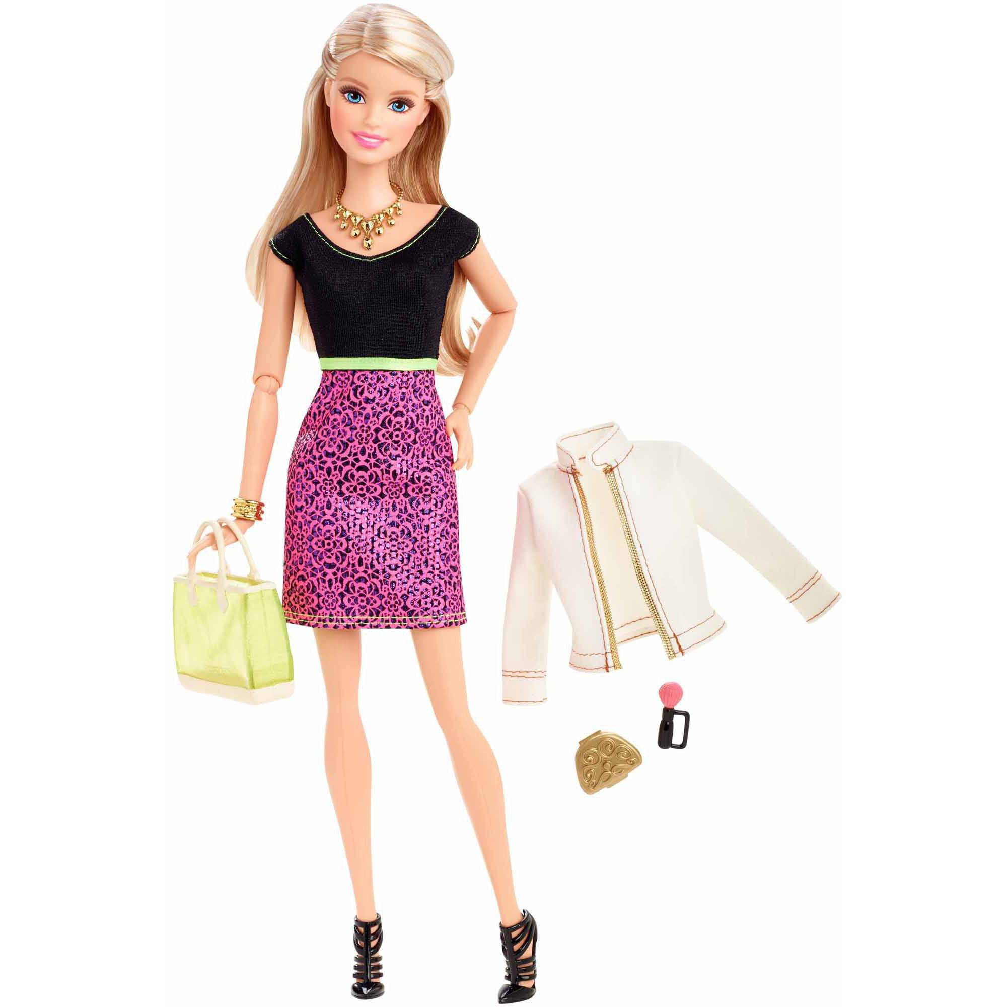 Barbie Style Glam Barbie Doll