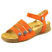 Haflinger Paige   Open-Toe Leather  Fisherman Sandal