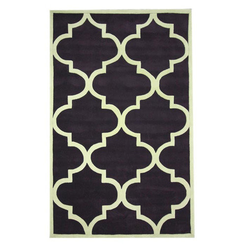 nuLOOM Trellis Purple Area Rug