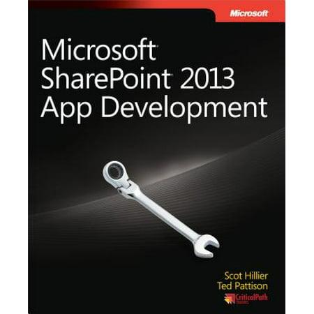 Microsoft SharePoint 2013 App Development - eBook