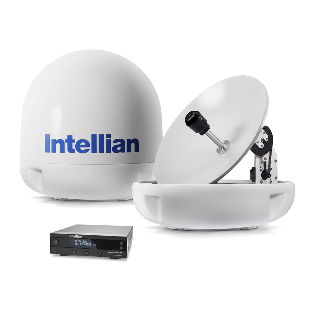 INTELLIAN I5 US SYSTEM 20.8; DISH W/ALL-AMERICAS LNB B4-5...