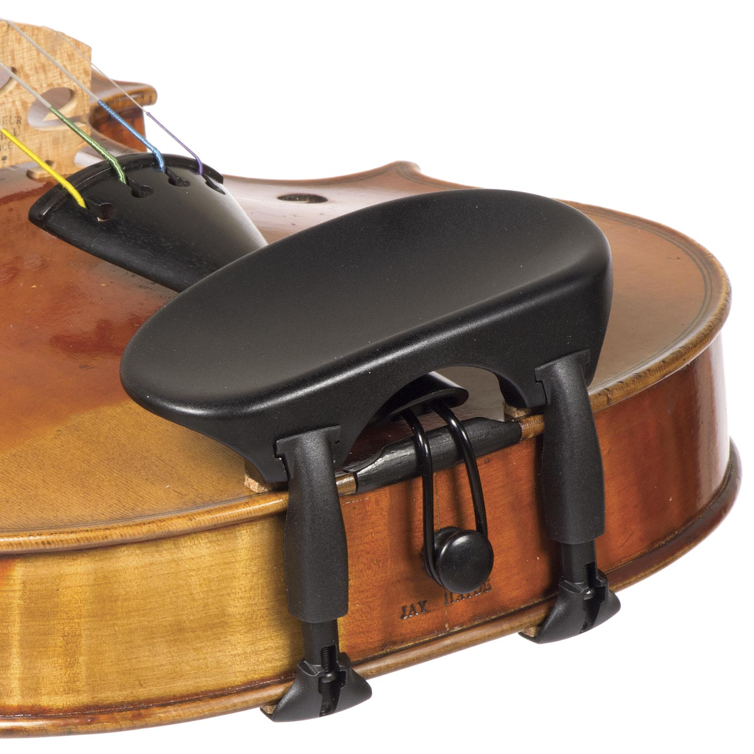 Wittner Composite Center Mount 4 4 Violin Chinrest by Wittner