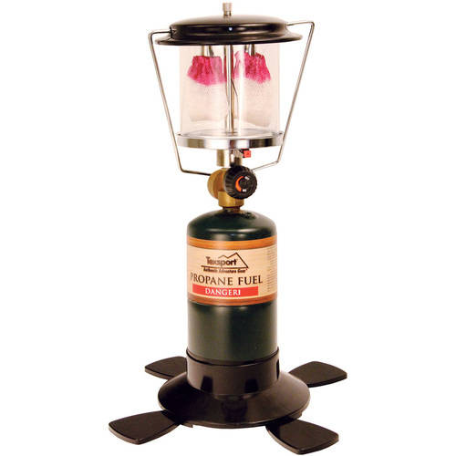 Tex Sport Double Mantle Propane Lantern