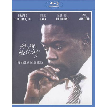 For Us, the Living - The Story of Medgar Evers Blu-ray Disc - image 1 of 1
