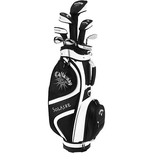 Callaway Golf Solaire 9 Piece Womens Golf Set Walmartcom