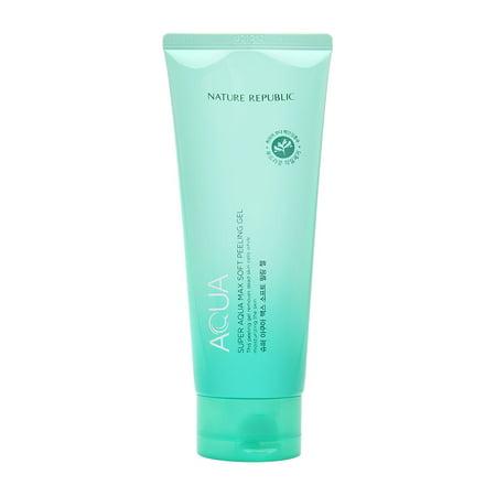 Aqua Petal (Nature Republic Super Aqua Max Soft Peeling Gel 155ml/5.24oz)
