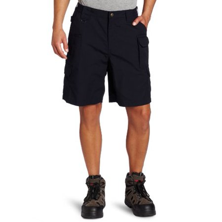 "Image of 5.11 Tactical Taclite Shorts, 9.5"" inseam, Dark Navy, Size 30 511 73287-724 30"