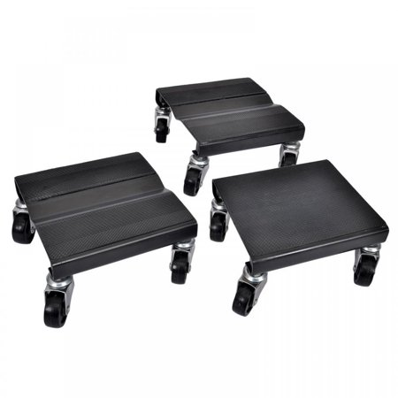 New SnowMobile Dolly PCS Storage Dollies Mover LBS Steel Snow - Picnic table mover