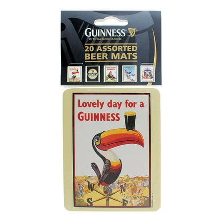 Guinness  Assorted Beer Mats