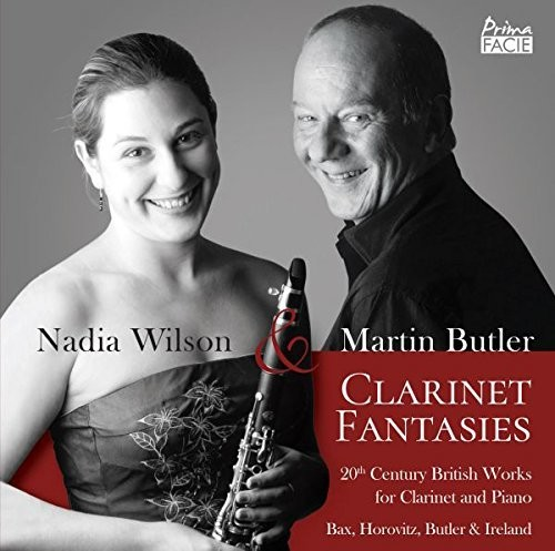 Clarinet Fantasies: 20th Century Works For Clarinet & Piano by