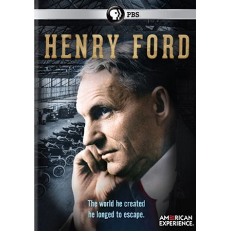 American Experience: Henry Ford (DVD) - Halloween Henry Ford