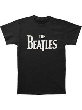 fff34e05 Product Image The Beatles Solid Logo T-Shirt. Ill Rock Merch