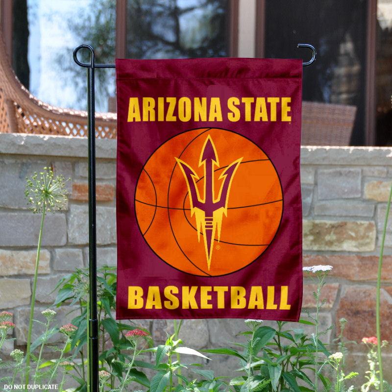 "Arizona State Sun Devils Basketball 13"" x 18"" College Garden Flag"