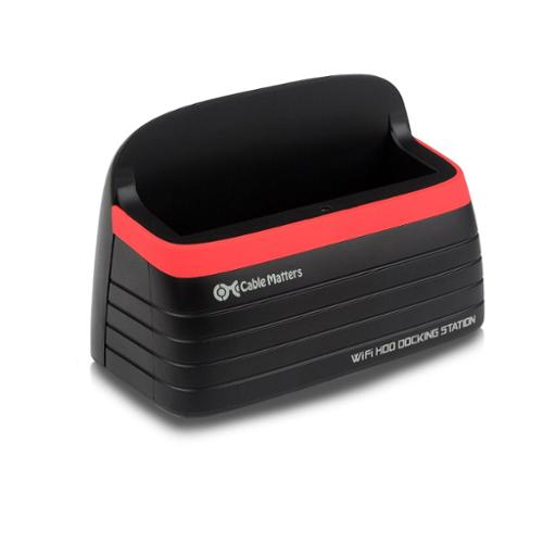 Cable Matters Wireless SATA Hard Drive Docking Station with SuperSpeed USB 3.0