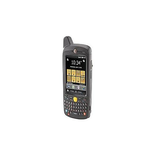 "Motorola MC65 - Data collection terminal -  1 GB - 3.5"" color ( 640 x 480 ) - barcode reader - microSD slot - Wi-Fi, Blu"
