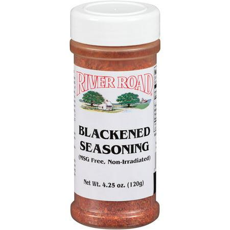 River road blackened seasoning oz for Blackened fish seasoning