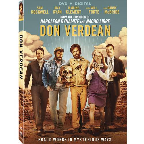 Don Verdean (DVD + Digital Copy) (With INSTAWATCH)
