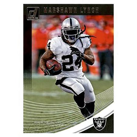 - Marshawn Lynch 2018 Donruss Football 48 Card Lot Oakland Raiders #220
