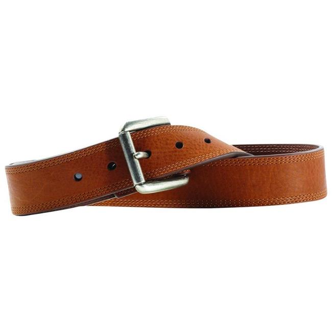 ARIAT Mens Basic Center Triple Stitch Belt