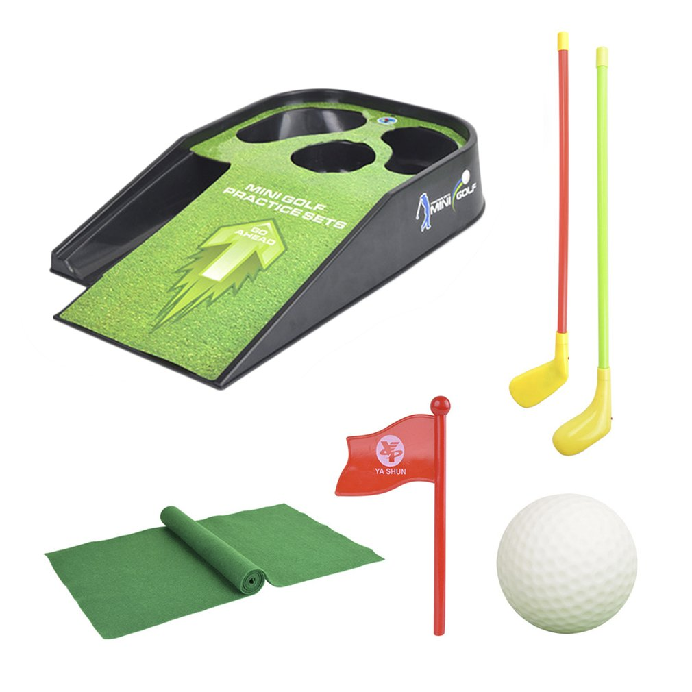 Mini Golf Club Set Golf Ball Sport ABS Golf Club for Chil...