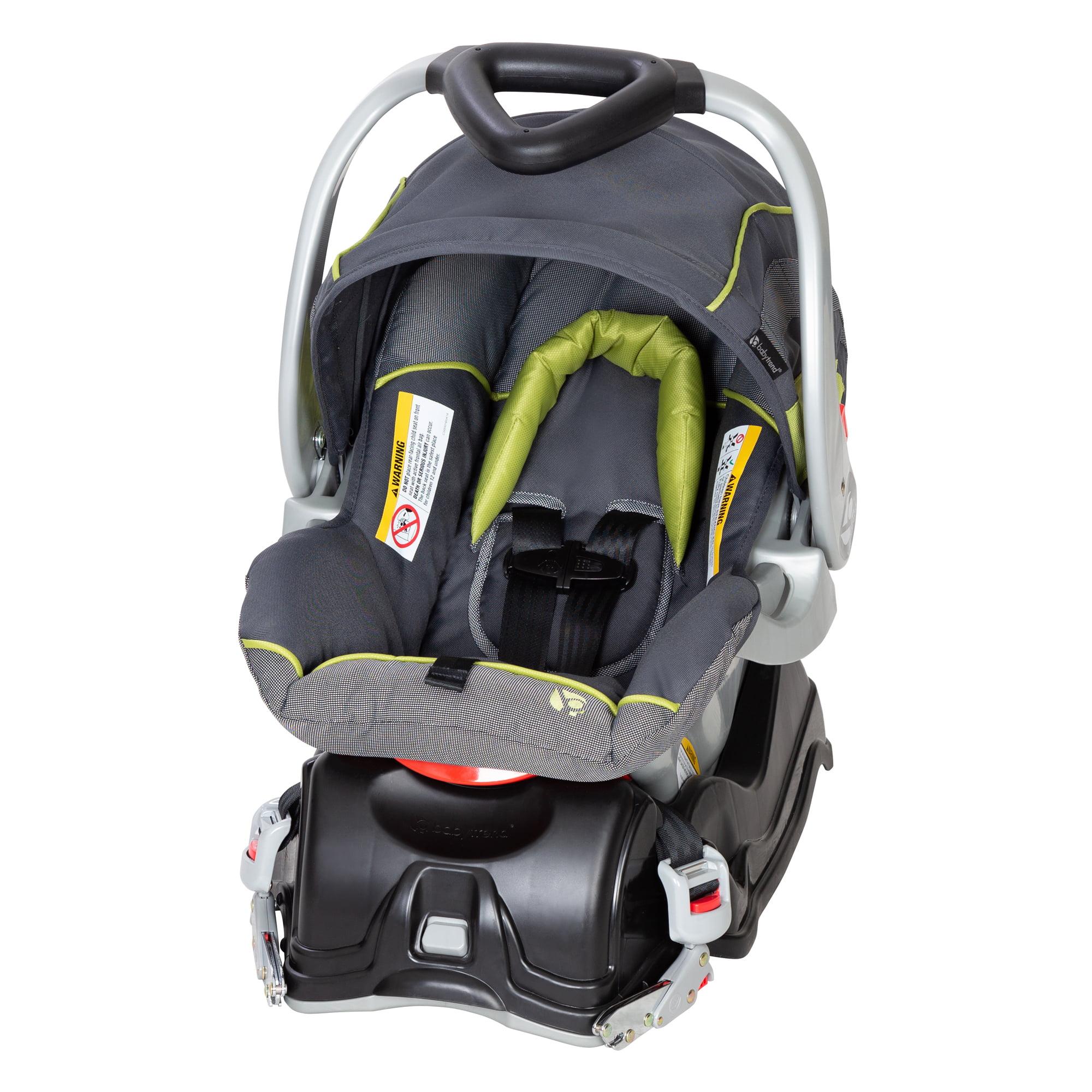 Baby Trend Ez Flex Loc 174 Infant Car Seat Carbon Walmart Com