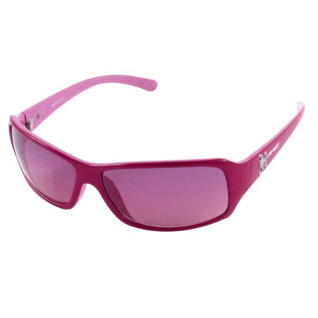 Fashionable Fuchsia Lens Plastic and Frame (Cheap Fashionable Sunglasses)