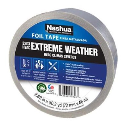 Weather Foil Tape - Nashua #330 2.83