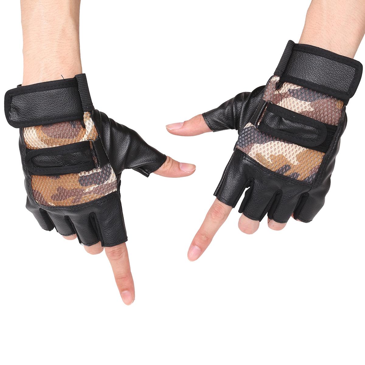 Cycling Gloves Men's Women's Mountain Bike Gloves Half Finger Biking Gloves | Anti-slip Shock-absorbing Gel Pad... by
