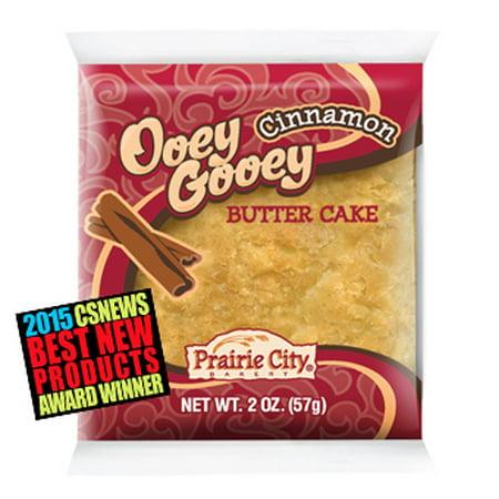 - PRAIRIE CITY BAKERY OOEY GOOEY CINN CAKE - 1 ct. of BOX/10