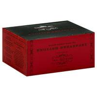 Harney & Sons, English Breakfast, Chinese Keemun Black Tea, 50 Ct