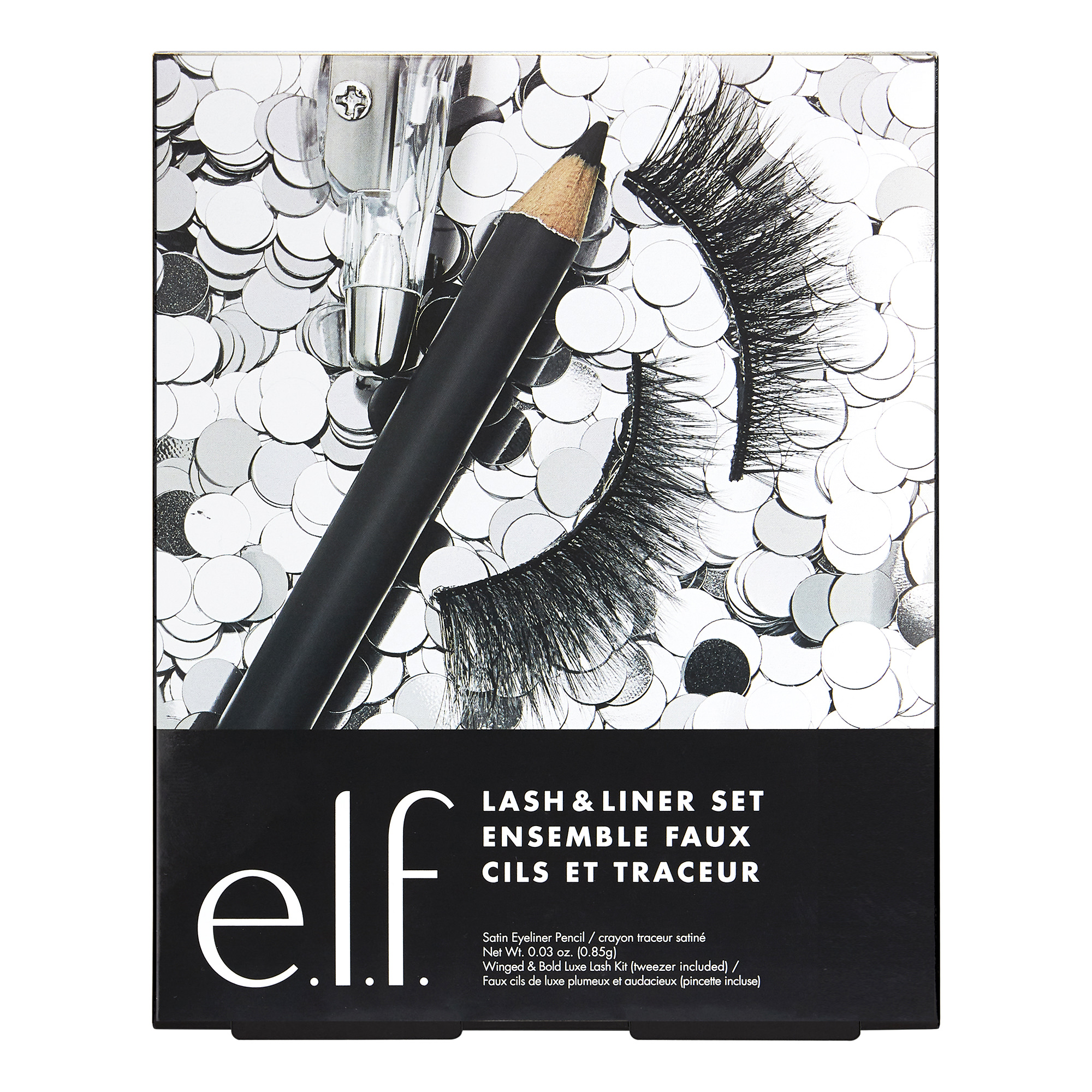 e.l.f. Cosmetics Holiday Lash and Liner Gift Set