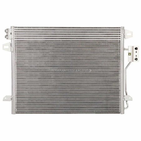 A/C AC Air Conditioning Condenser For Chrysler Town & Country Dodge Caravan