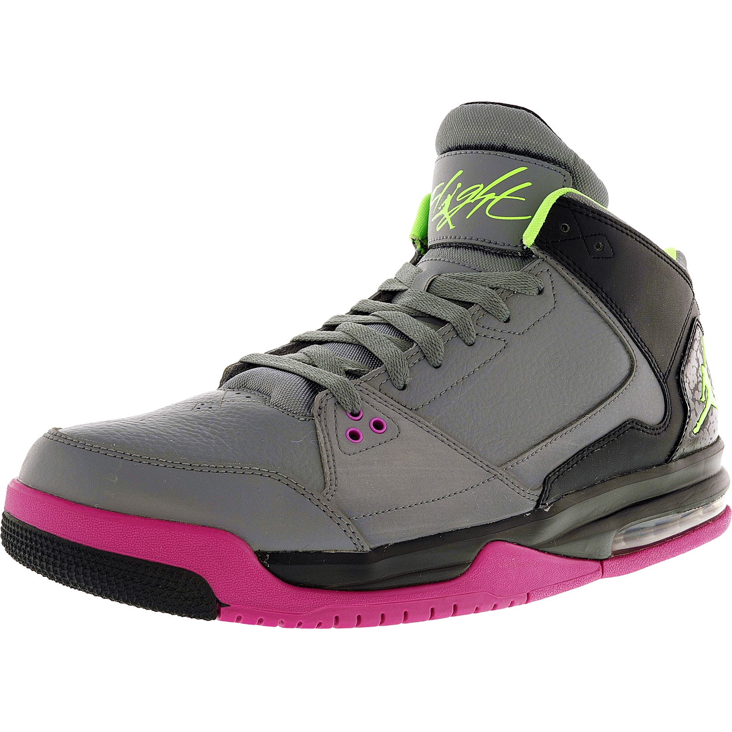 Nike Men's Air Jordan Flight Origin 090 Ankle-High Leathe...