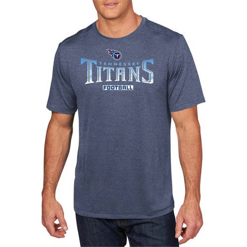 NFL Men's Tennessee Titans Synthetic Tee