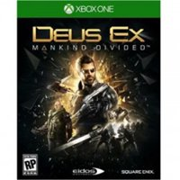 Deus Ex: Mankind Divided - Day One Edition for Xbox One
