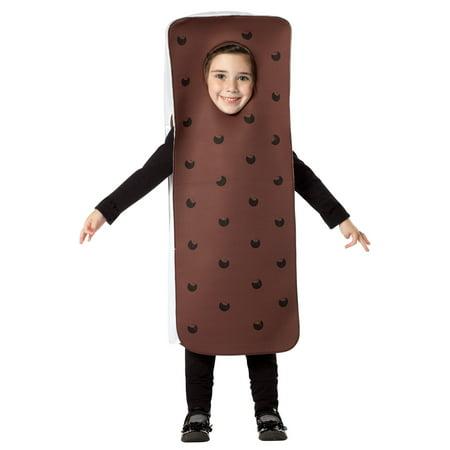 Ice Cream Sandwich Toddler Costume - Sandwich Costumes