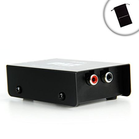 Proamp Mini Phono Preamp For Stereo Receivers   Connect Your Stereo Receiver To Turntables   Microphones   Or Other Audio Devices   Works With Sony Str Dn1040   Str Dh130   Yamaha Rx V373   Rx V377