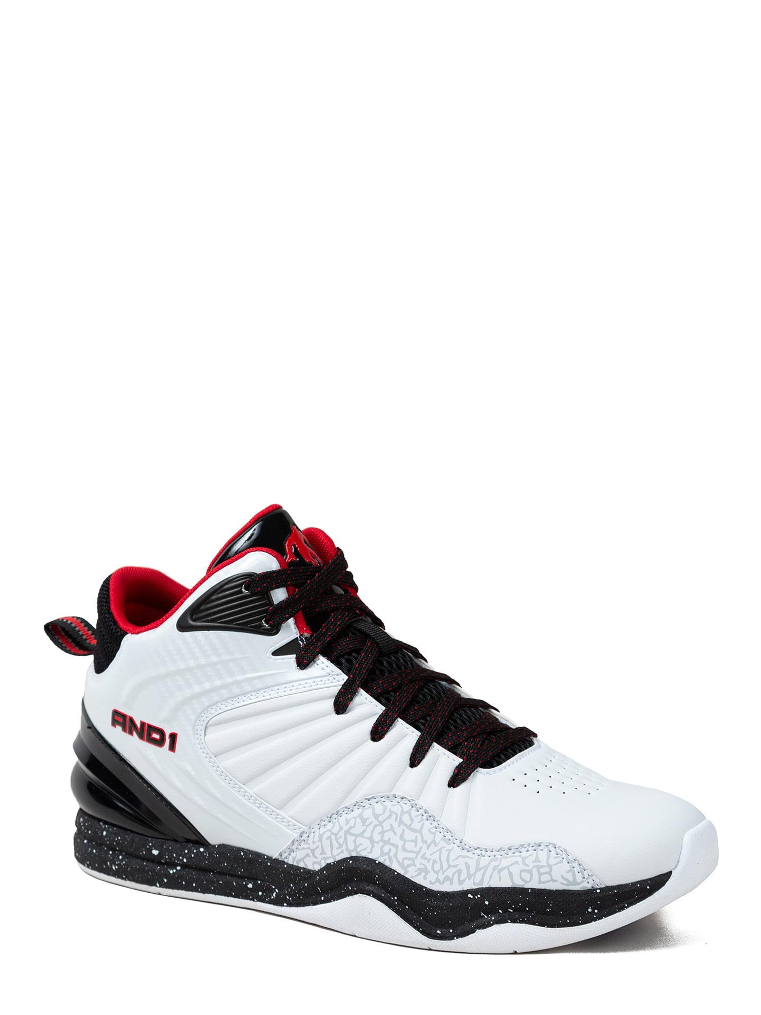 AND1 Men's Capital 4.0 Basketball Shoe