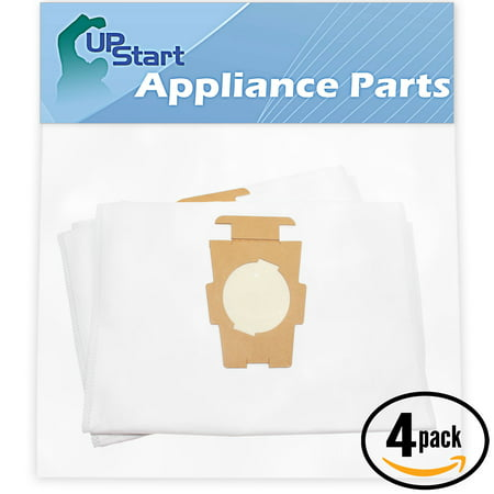 8 Replacement Kirby G5 Vacuum Bags Compatible 204811 Universal Fits Style F G And Sentria Models 4 Pack 2 Per