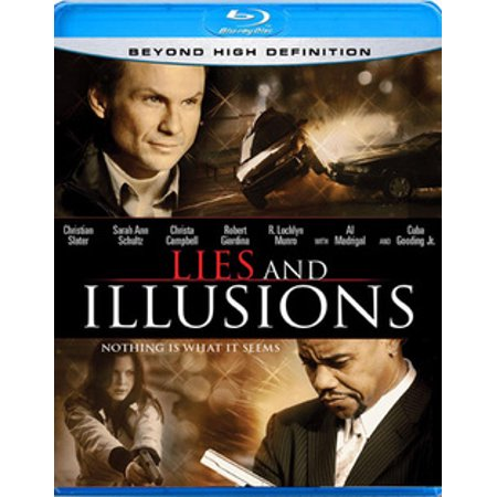 Lies & Illusions (Blu-ray) (Ray Anchors)