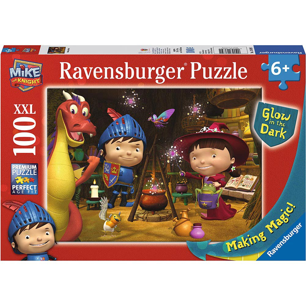 Making Magic 100 Piece Puzzle,  Kids Puzzles by Ravensburger