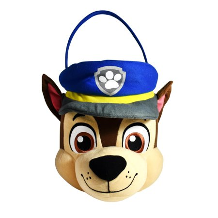 Paw Patrol Chase Jumbo Plush Easter Basket for $<!---->
