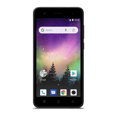 Boost Mobile Coolpad Illumina 8GB Prepaid Smartphone, Black